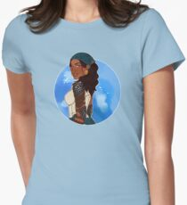 Queen of the Eastern Seas Women's Fitted T-Shirt