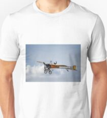 Bleriot XI (Model 1910) Unisex T-Shirt
