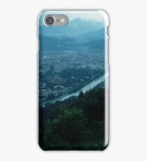 To Brenner Pass from Cable Train Innsbruck Austria 19840808 0026  iPhone Case/Skin