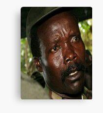 Kony Canvas Print