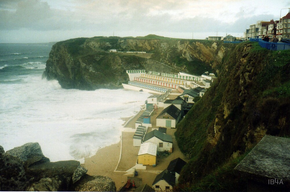 cliffs by IB4A