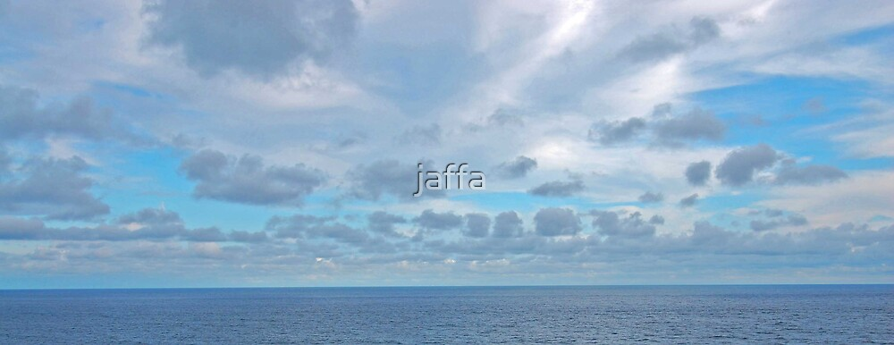a show at the Minack  by jaffa