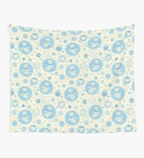 Pattern for baby boy Wall Tapestry