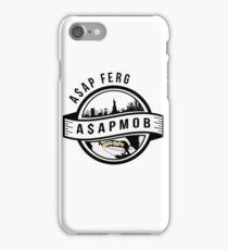 A$AP FERG - A$AP MOB iPhone Case/Skin
