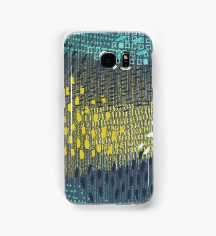 Cosmic Particles by Friztin Samsung Galaxy Case/Skin