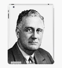 President Franklin Roosevelt Graphic iPad Case/Skin