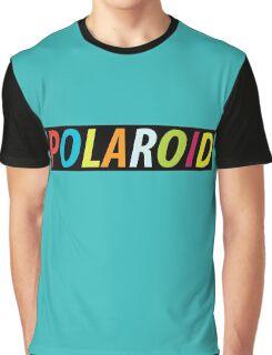 POLAROID Graphic T-Shirt