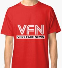 Very Fake News Classic T-Shirt