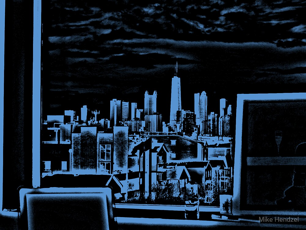 It's a Long Night by Mike Hendzel