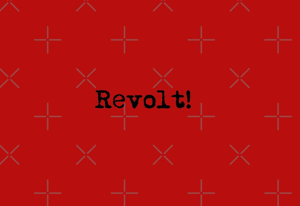 revolt by Jacob Thomas