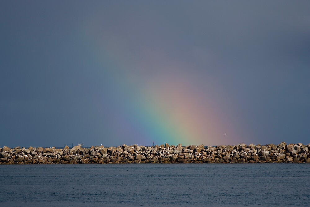 Rainbow by Peter Ede