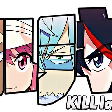 Kill La Kill by Marago
