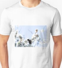 Springtime blossoms on the almond tree T-Shirt