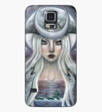 The Moon Tarot Card  Case/Skin for Samsung Galaxy