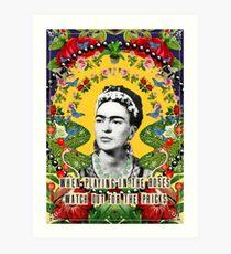 Frida Kunstdruck