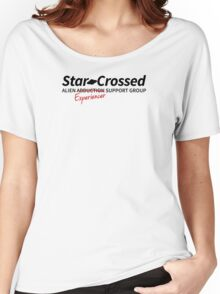 Star-Crossed Support Group Women's Relaxed Fit T-Shirt