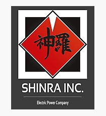 Shinra Inc. Photographic Print