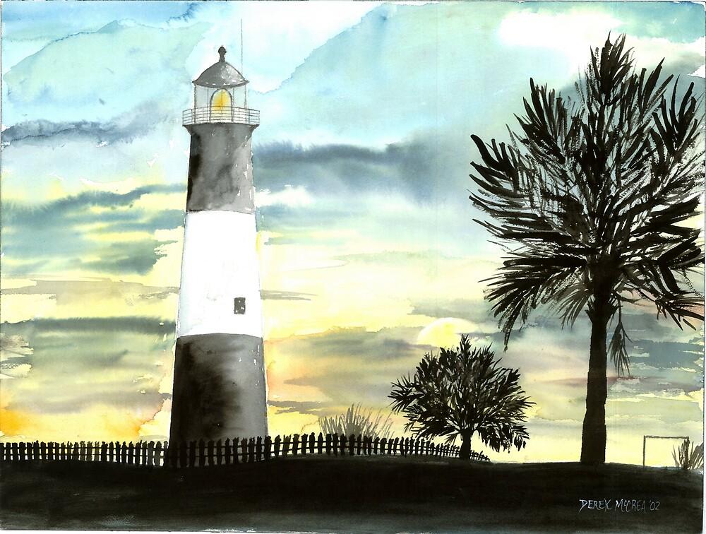 Tybee Island, GA Lighthouse by derekmccrea