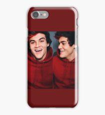 Ethan Dolan happy  iPhone Case/Skin