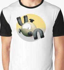 081 - Shiny Magnet Monster Graphic T-Shirt