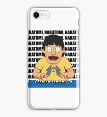 Bobs Burgers: Nakatomi Gene iPhone Case/Skin