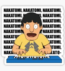 Bobs Burgers: Nakatomi Gene Sticker