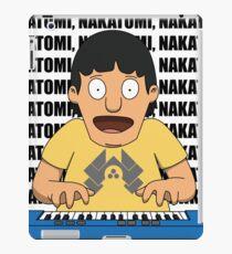 Bobs Burgers: Nakatomi Gene iPad Case/Skin