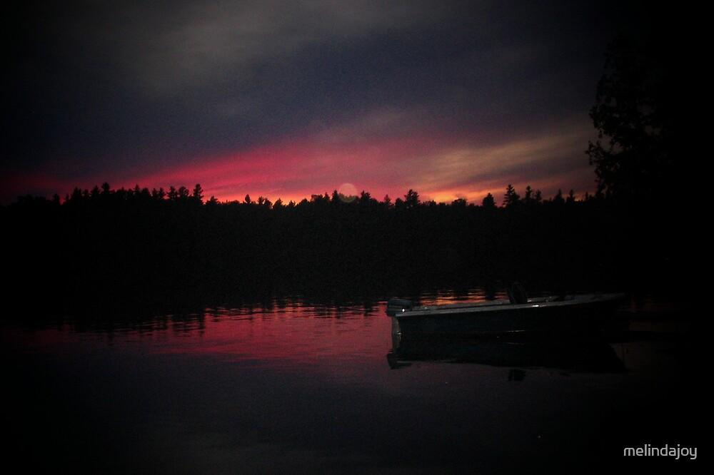 Northern Sunset by melindajoy