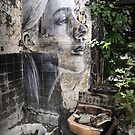 Abandoned Love #6 - Street Art Victoria by bekyimage