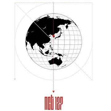 NCT-127 World Logo de emanie