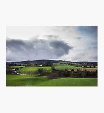 Irish landscape. Photographic Print