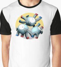 082 - Magnet Monster Graphic T-Shirt