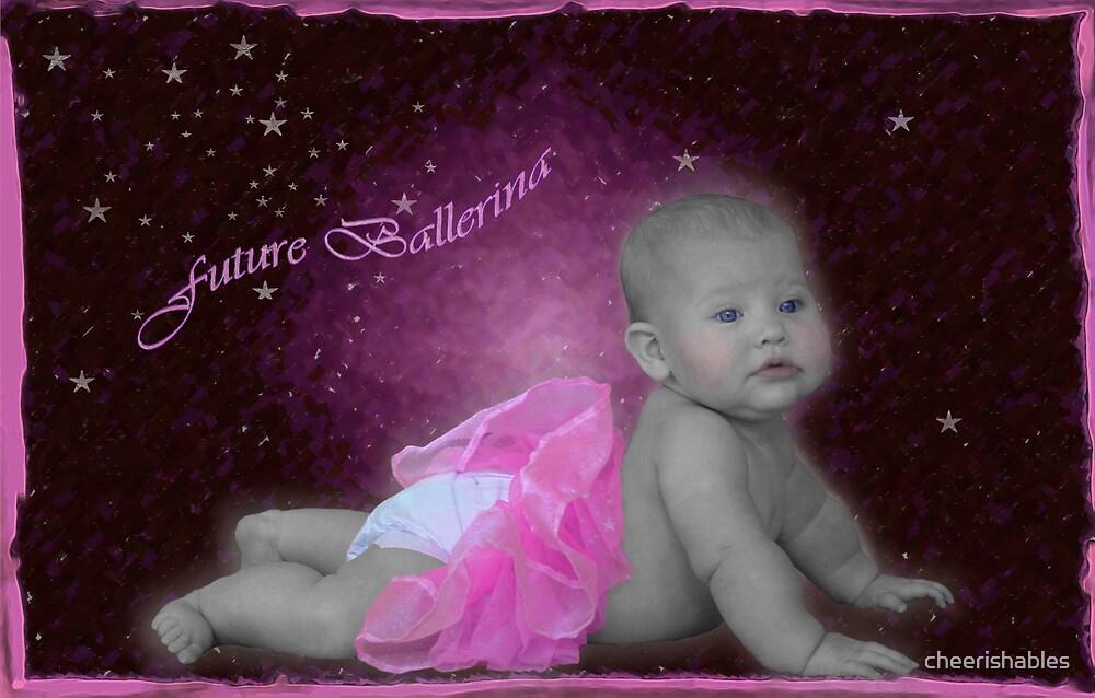 Future Ballerina by cheerishables