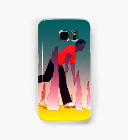 While I'm Here Samsung Galaxy Case/Skin