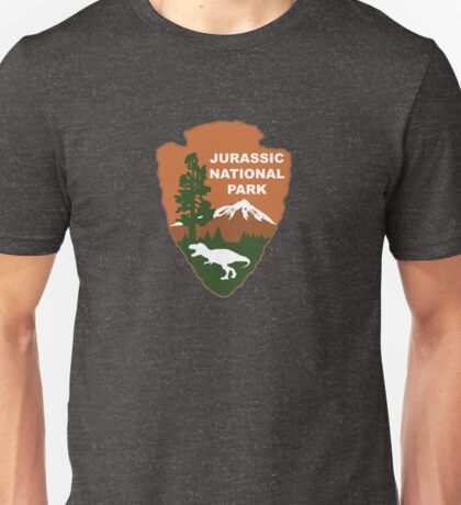 Jurassic National Park Unisex T-Shirt