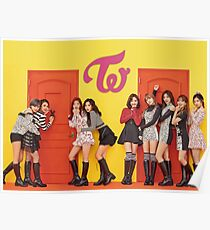 Twice Knock Knock  Poster