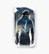 Half Life Double Exposure Artwork Samsung Galaxy Case/Skin