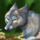 Timber Wolf by StoneStudios