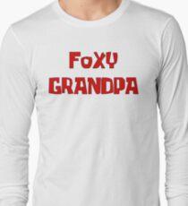 FOXY GRANDPA Long Sleeve T-Shirt