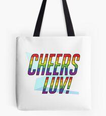 Time Pilot Pride Tote Bag