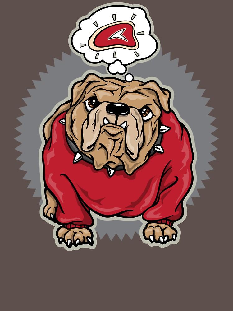 Bulldog  by Ruffmouse