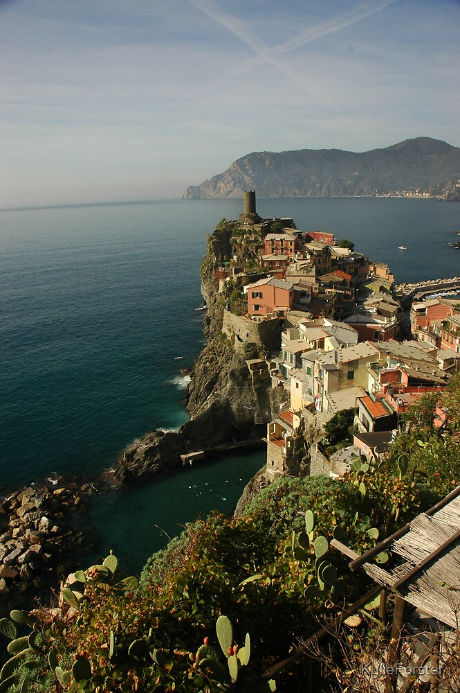 Cinque Terra 2 by KylieForster