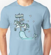Narwhal Carousel T-Shirt