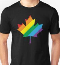 lgbt canada pride Unisex T-Shirt