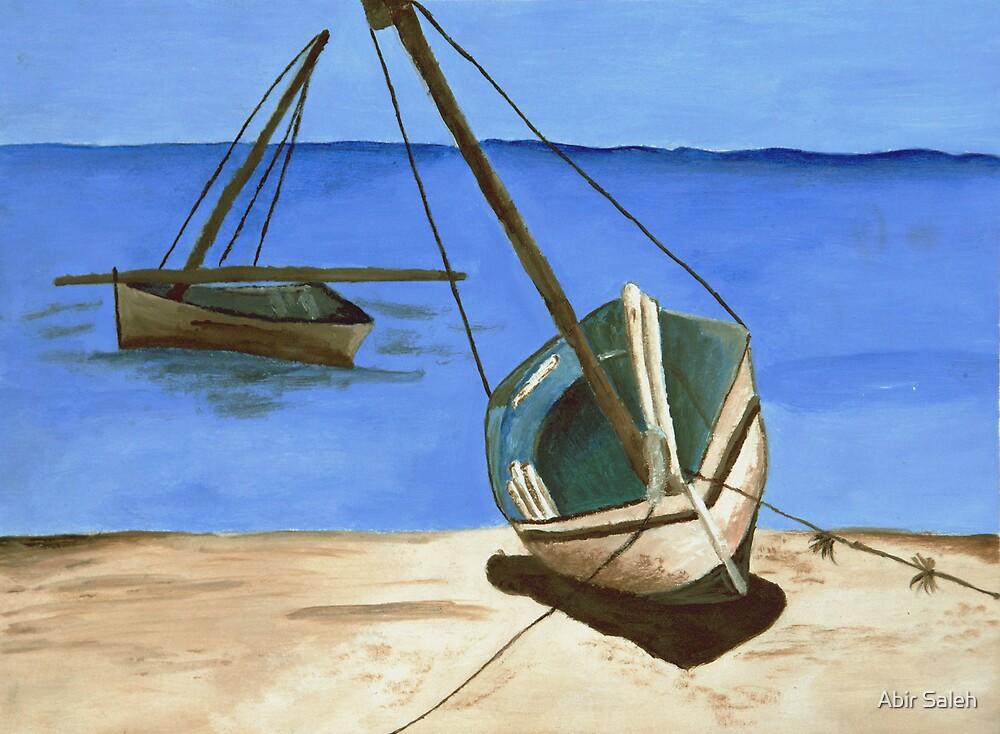 Tranquillity by Abir Saleh