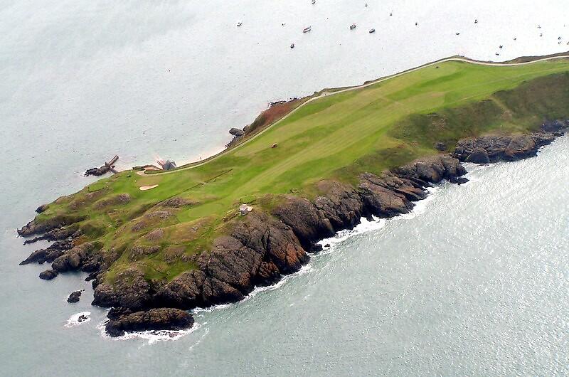 Lleyn Peninsula, Nefyn Golf, Portdinllaen by whalexb