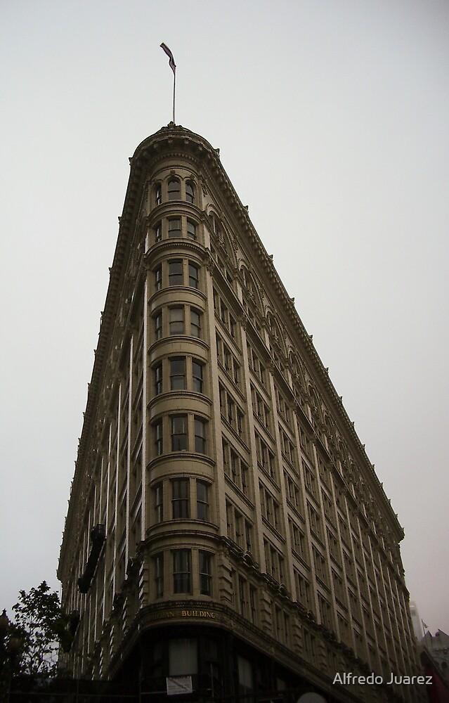 the Phelan Building by Alfredo Juarez