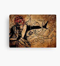 """"""" Sandstorm """"   Naruto   Canvas Print"""