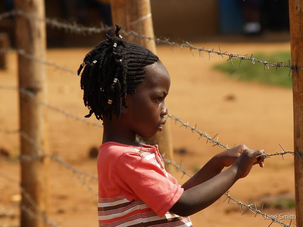 Ugandan Child  by Jane Smith