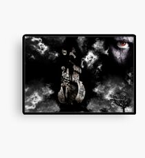 The Devils Bass Canvas Print